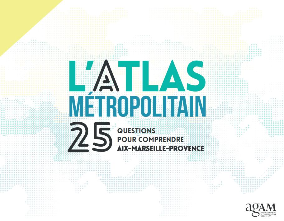 Page de couverture Atlas Métropolitain