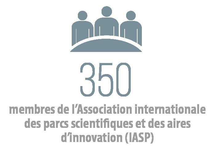 350 membres de l'association internationale des parcs scientifiques et des aires d'innovation