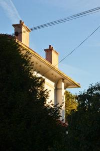 Villa du boulevard Michelet